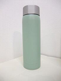 【未使用品】innovator / ステンレスボトル 480ml グリーングレー 直径6.5cm 高さ21.5cm 重さ220g 北欧 スウェーデン 東亜金属 イノベーター 540-421