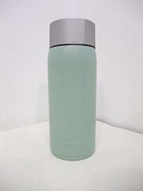 【未使用品】innovator / ステンレスボトル 370ml グリーングレー 直径6.5cm 高さ17.3cm 重さ190g 北欧 スウェーデン 東亜金属 イノベーター 540-401