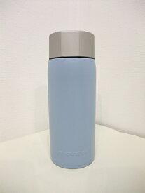 【未使用品】innovator / ステンレスボトル 370ml ペールライトブルー 直径6.5cm 高さ17.3cm 重さ190g 北欧 スウェーデン 東亜金属 イノベーター 540-402