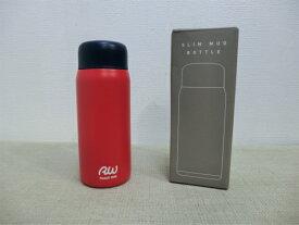 リーチウィル魔法瓶株式会社/SLIM MUG BOTTLEスリムマグボトル 200ml マットレッド RHC-20MRD