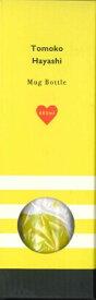 【未使用品】OUTDOORPRODUCTS / ステンレスマグボトル 480ml レモン マグボトル 直径6.5cm 高さ21cm 重さ250g 真空2重構造 東亜金属 アウトドアプロダクツ