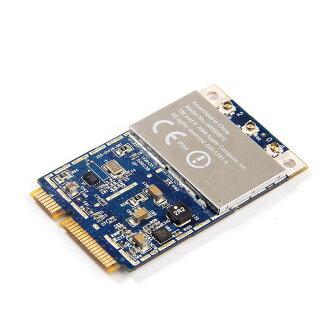 Atheros AR5BXB72/AR5008 802.11 a/b / g/n MINI PCI-e maximum 300 Mbps link wireless LAN card