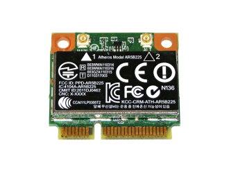 HP + 泛型銳 AR5B225 WB225 無線區域網路 卡 SPS #: 655795-001