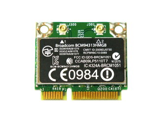 供HP纯正+泛使用的Broadcom BCM94313HMGB无线LAN卡