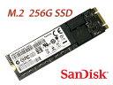 SanDisk X110 M.2 (NGFF 2280) SSD SD6SN1M-256G
