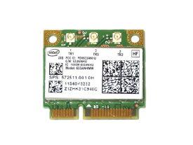 Lenovo/HP純正 60Y3233 572511-001 Intel Centrino Ultimate-N 6300 802.11a/b/g/n 450Mbps PCIe Mini half 無線LANカード