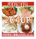 ヘルシーでボリューム満点!テレビや雑誌で話題☆お肉を使わない食材『初回限定・お試し4点セット』【YOUNG zone】