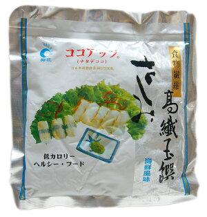 ココアップ平,イカ,刺身,ナタデココ