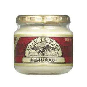 小岩井 純良バター 1個 160g 有塩 発酵バター 乳酸菌 小岩井農場