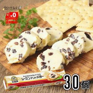 【送料無料】 小岩井 レーズンアンドバター (75g×30個) セット ミックスバター おつまみ オードブル まとめ買い 小岩井農場