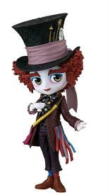1月予約【Q posket Mad Hatter ノーマル 単品】Disney Characters ALiCE IN WONDERLaND マッドハッター フィギュア ディズニー 不思議の国のアリス
