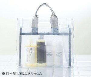 【スパバッグ】【温泉バッグ】メッシュバッグ+ビニールバッグset★エルトラッド・スパバッグセット