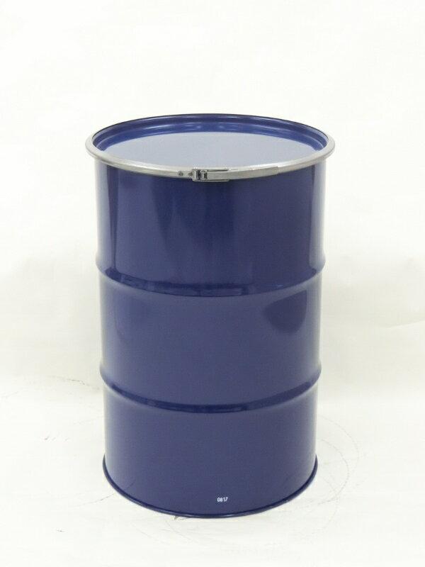 200Lオープンドラム缶(内面塗装無し)【北海道・沖縄・離島は送料別途】