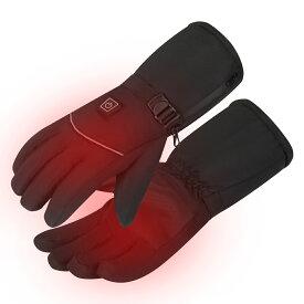 電池式 電熱インナーグローブ 防寒 電熱グローブ 電熱 グローブ 電熱手袋 ヒーター グローブ ヒーター手袋 バイク 自転車 登山 除雪 釣り キャンプ アウトドア レディース メンズ ブラック フリーサイズ