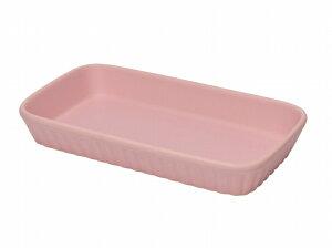 耐熱 グラタン皿(ピンク)【萬古焼 万古焼】 [食器 器 耐熱 フレンチトースト パンプディング グラタン皿 ラザニア 洋食器 黄 パステルカラー]◎