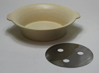 IHラーメン鉢(アイボリー) 【萬古焼】[どんぶり][うどん][蕎麦][丼]