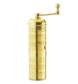 Melitta MELITTA Sassen House-Havana /MJ-802 / luxury hand grinder
