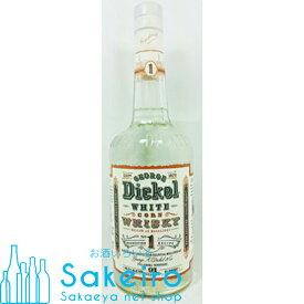ジョージ ディッケル NO.1 ホワイト コーンウイスキー 45.5度 750ml