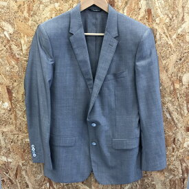 【中古】ドルチェアンドガッバーナ 3ピース スーツ メンズ グレー サイズ48 G1XLMT FU3MC[jggI]
