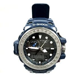 【中古】カシオ Gショック メンズ腕時計 ガルフマスター GWN-1000-2AJF [jggW]