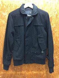 G−STAR ジースター ジャケット ブラック 表記サイズ:S[fu][GJ]【ir】 【メンズ】【Apparel】