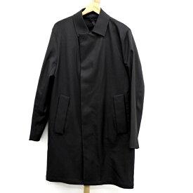 Caivin Klein カルバンクライン メンズ コート ブラック ライナー付 表記サイズ:36 【Mens】【Apparel】【新品同様】