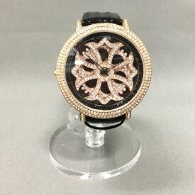 【中古】ブルッキアーナ メンズ 腕時計 ブラック クオーツ BA-2310 [jggW]
