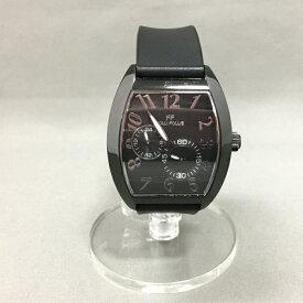 【中古】フォリフォリ メンズ腕時計 ブラック 自動巻き WT8Y009ZP [jggW]