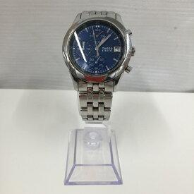 【中古】タケオキクチ メンズ腕時計 TK-2037 クオーツ SS[jggW]