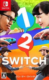 【中古】ニンテンドースイッチ ソフト 1-2-Switch[jgg5]