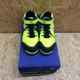 【中古】ミズノ メンズ ワークシューズ/安全靴 オールマイティ C1GA160245 イエロー/ブラック 表記サイズ:27.0cm EEE[jggS]