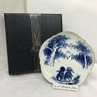 【中古】Meissen マイセン メモリアルプレート 1997 ヘンゼルとグレーテル 飾り皿 [jggG]