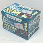 【中古】コーナン オリジナル LIFELEX 3Wソーラー式 LEDセンサーライト 2灯タイプ [jggZ]