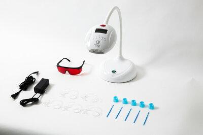 卓上型ホワイトニングニングLED照射器ホワイトクラブ【送料無料】自宅で簡単本格ホワイトニング