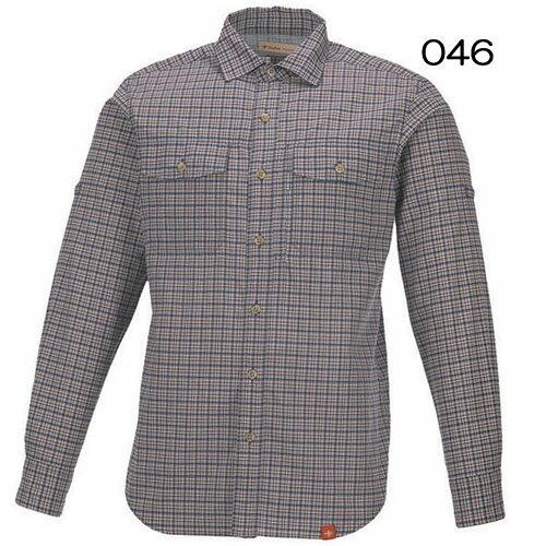 ◎フォックスファイヤー 5212642・スコーロン ミニチェックシャツ L/S(メンズ)【50%OFF】
