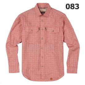 ◎フォックスファイヤー 5212763・スコーロン ミニチェックシャツL/S(メンズ)【50%OFF】