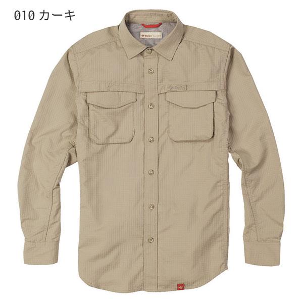◎フォックスファイヤー 5212775・ストリームシェードシャツL/S(メンズ)【50%OFF】