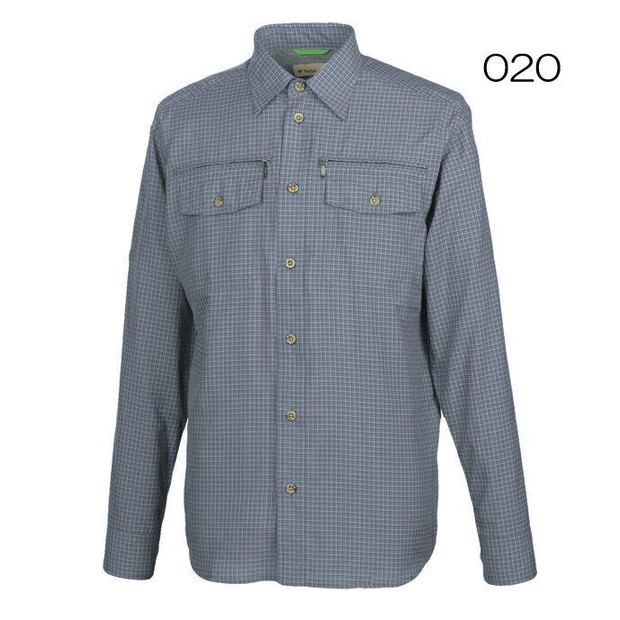 ◎フォックスファイヤー 5212472・スコーロン チェックシャツL/S(メンズ)【50%OFF】