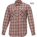◎フォックスファイヤー 5212646・トランスウェット オーバーチェックシャツ L/S(メンズ)【50%OFF】