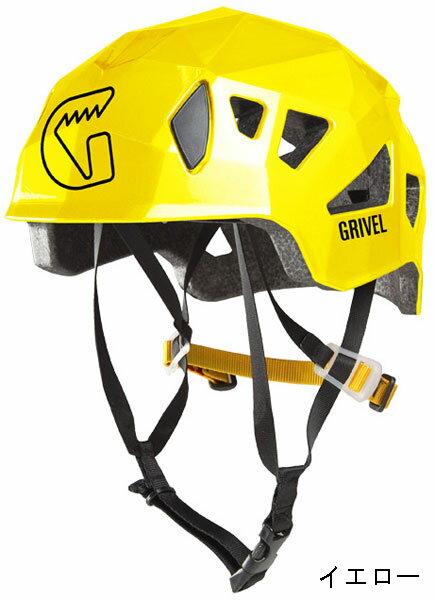●グリベル・ステルス(ヘルメット) イエロー(GV-HESTE)