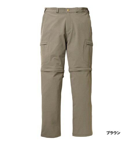 ◎プロモンテ・PL152M・ジップオフパンツ Men's【55%OFF】