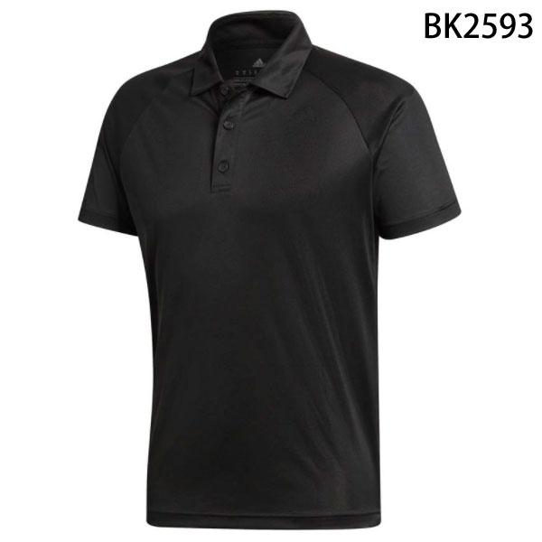 現品特価(D)アディダス BVA62・D2M トレーニングポロシャツ【BK2593/BK2596/BK2594】【41%OFF】