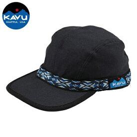 ○KAVU(カブー)11863001・ストラップキャップ