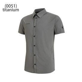 ◎マムート 1015-00080・Trovat Light Shirt Men【トロバットライトシャツ メンズ】【35%OFF!】