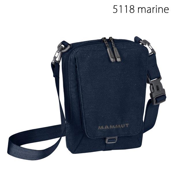 ◎マムート 2520-00651・Tasch Pouch Melange 2L【タッシュポーチメランジ2L】【30%OFF】