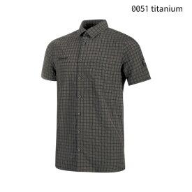◎マムート 1015-00300・Lenni Shirt Men/レニ シャツ メンズ【35%OFF】