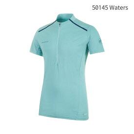 (0)マムート 1017-00090・Atacazo Light Zip T-Shirt Men/アタカゾライトジップTシャツ メンズ【35%OFF】