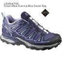 現品特価(Y-2)サロモン L39304700・X ULTRA 2 GTX W/X ウルトラ 2 ゴアテックスウイメンズ(Crown Blue/Evening Blue/E…
