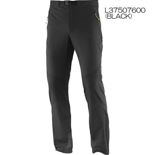 ◎サロモン L37507600・WAYFARER MOUNTAIN PANT M/ウェイファーラー マウンテンパンツ メンズ(BLACK)【40%OFF】