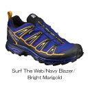 現品特価(2)サロモン L39351700・X ULTRA 2 GTX/X ウルトラ2 ゴアテックス(Surf The Web/Navy Blazer/Bright Marigold)【40%OFF】